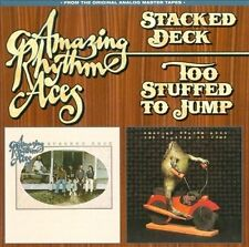 Amazing Rhythm Aces: Stacked Deck / Too Stuffed to Jump. CD Country Rock