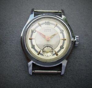 Armbanduhr 50er Jahre mit Handaufzug , ANKER, Uhrmacher überholt, läuft