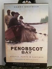 Penobscot Bay Maine People Ports Pastimes Vinalhaven Searsport Islesboro MORE