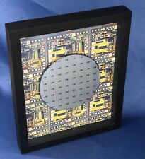 Silicon Wafer - Computer Chips (GMT,SCSI,Bus Mediation,artwork,art,technology