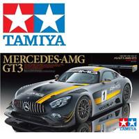 Tamiya 24345 Mercedes-Benz AMG GT3 Race Car 1:24 Scale Kit