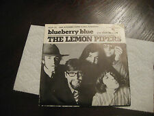 The Lemon Pipers; Rice Is Nice    on 45 + Pic Sleeve