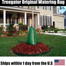 Treegator 20 Gallon Green Young Tree Watering Bag Slow Release Irrigation 98183