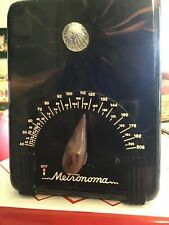 Vintage Metronome by Crystal Research Lab, Metronoma