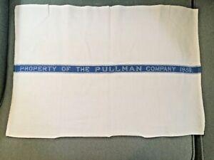 Pullman Company Hand Towell 1938