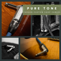 Fargen Custom Shop Speaker Cable for Fender Deluxe Reverb