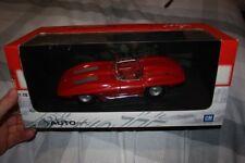 Chevrolet Corvette Stingray 1959 Experimental, Red, Autoart 71001, 1:18, Rare