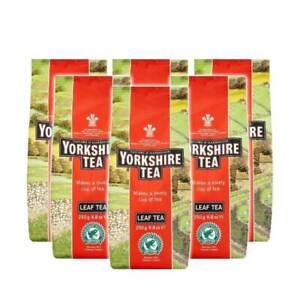 Yorkshire Loose Leaf Tea 6 x 250g