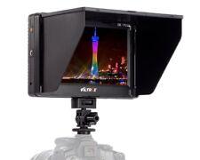 Viltrox 7'' DC-70 II Clip-on Color TFT LCD Monitor HDMI AV Input for DSLR Camera
