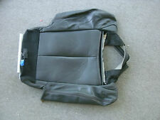 Left Front Seat Cushion Cover Black Leather OEM 2009-2011 Nissan Maxima