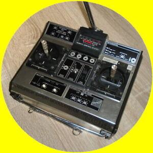 Fernsteuerung - Graupner varioprop FM 6014 - EXPERT MODULSYSTEM - 35MHz