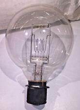 A vintage GEC 240v 500w Class T1 Projector Bulb, Burn Cap Down, 1930s-50s