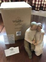 Demdaco Willow Tree Susan Lordi Anniversary Figurine - New Open Box 2007