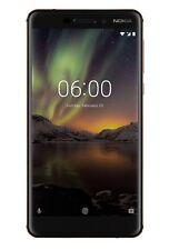 Nokia 6.1  4GB Ram 64GB Rom Dual Sim - Black ( ship fast)