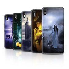 Étuis, housses et coques noirs BQ Aquaris 5 pour téléphone mobile et assistant personnel (PDA)