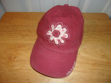 """Life is Good """"Flower"""" Youth Hat Cap Free Shipping!"""