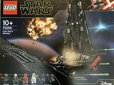 LEGO ® Star Wars ™ kylo Rens Shuttle ™ - 75256-nuovo senza personaggi!