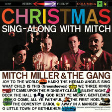 MITCH MILLER - CHRISTMAS SING-ALONG WITH MITCH - CD - Sealed