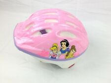 Disney Princesses, Bike Helmet, Kids, 5-7.