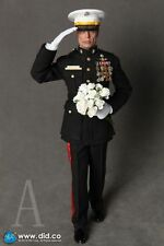 1/6 DiD Dragon US Marine Corps General Frank Hummel - THE ROCK - Dress Marine