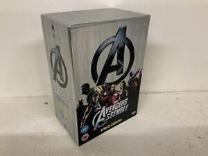 Marvel Avengers Assemble Collection (6 DVD Box Set) (L22)