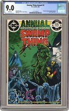 Swamp Thing Annual #2 CGC 9.0 1985 2111125010