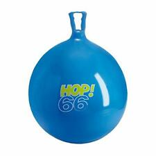 Gyminic Blue Hop Ball 66 Ride On