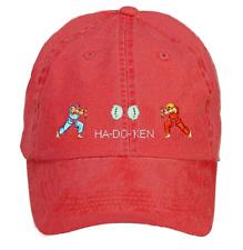 Unisex Street Fighter V DIY Adjustable Baseball Hat