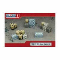 Star Wars Legion Cargo Crates Micro Art Studio Terrain Caisses 5 Elements Swl