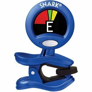 Snark SN-1X Clip-on Guitar & Bass Chromatic Tuner! Blue SN1X, SN 1X