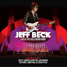 Jeff Beck Live at The Hollywood Bowl 2cd DVD 2017