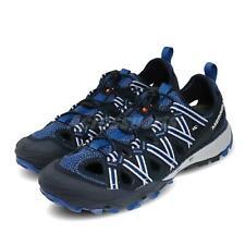 Merrell Choprock Shandal Navy Blue Grey Men Outdoors Hiking Water Shoes J033541