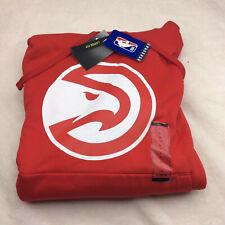 Nike Atlanta Hawks NBA Red Sweatshirt Pullover Hoodie Sweatshirt Men's Size L