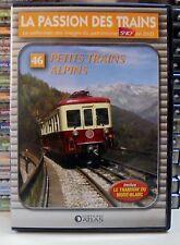 46 dvd la passion des trains atlas petits trains alpins