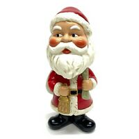 Kurt S Adler Santa Claus Bobblehead Nodder Rare Christmas Decoration