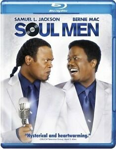 Soul Men  blu-ray in seal  Samuel L. Jackson