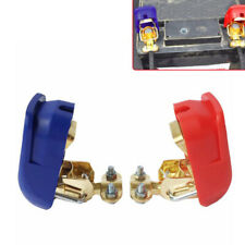 1 Pair Universal Battery Terminals Clamp For Car Boat Motorcycle Car-Styling