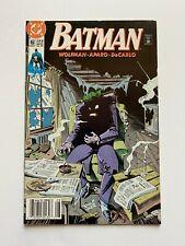 BATMAN #450  DC Comics 1990  The Joker  Wolfman Aparo DeCarlo
