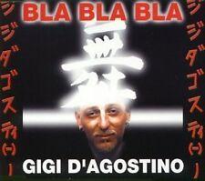Gigi D'Agostino Bla Bla Bla (1999) [Maxi-CD]