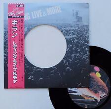 "LP Gillian (Ian Gillian - Deep Purple)  ""Reading live & more"""