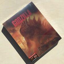 Godzilla Blu-ray Steelbook Lenticular Slip (Blufans Exclusive)