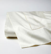 Sferra Capri 4-pieces white Queen sheet set