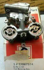 CADILLAC 1981 Fuel metering asm. All models NOS  factory original #17067974
