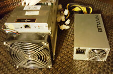 Antminer S9 13.5TH/s Bitcoin Mining + Firmware del 2019 Low Power + Alimentatore