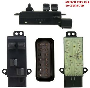Grand Caravan Town & Country Voyager Driver Master Left Power Window Switch