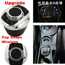 Upgrade 8-Key Universal Wireless Steering Wheel Button Control Stereo Player