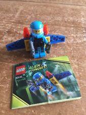 LEGO Alien Conquest 30141 Jetpack (2011) Polybag. Space Jet Pack Trooper