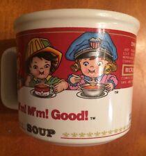 Vintage 1993 Campbell Soup Mug-by Westwood- 14 0Z.-SHIPS FREE