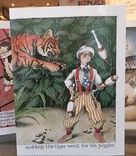 SIMON DREW GREETING ART CARD: JUGGLER - NEW IN CELLO - POST DAILY
