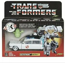 Transformers Generations Ghostbusters Ecto-1 Ectotron Action Figure -Readytoship